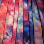 Wool Blankets - Dye range