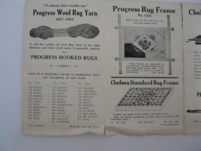 Chelsea Hooked Rug Knitter Frame