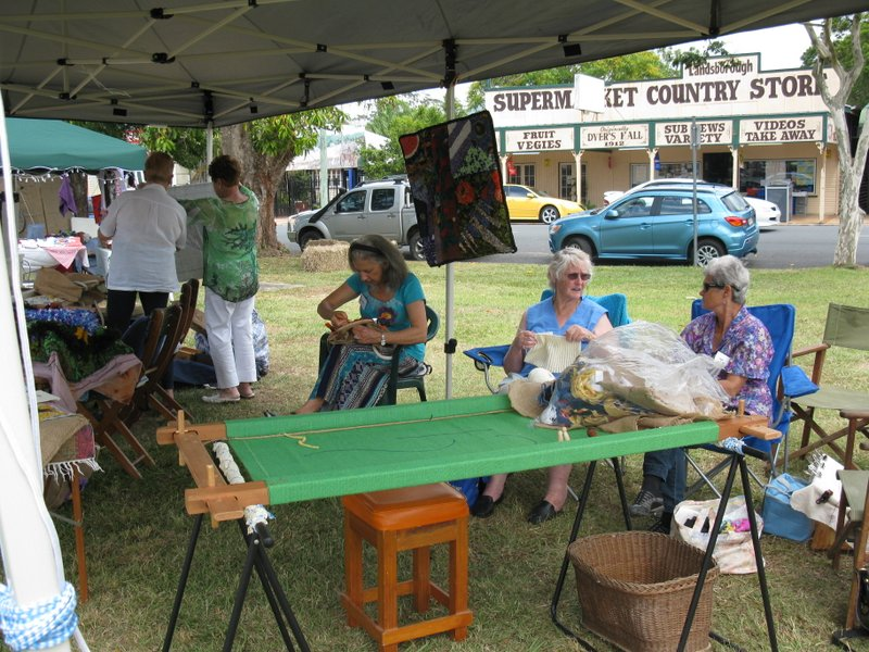 Rug crafters ready to meet public
